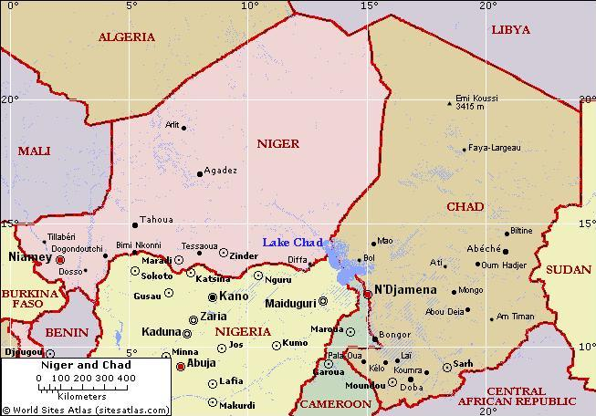 Chad and Niger Neighbours in crisis Woolly Days