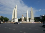 Democracy Monument, Bangkok. June 17, 2014