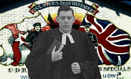 Risultati immagini per ian paisley and no surrender