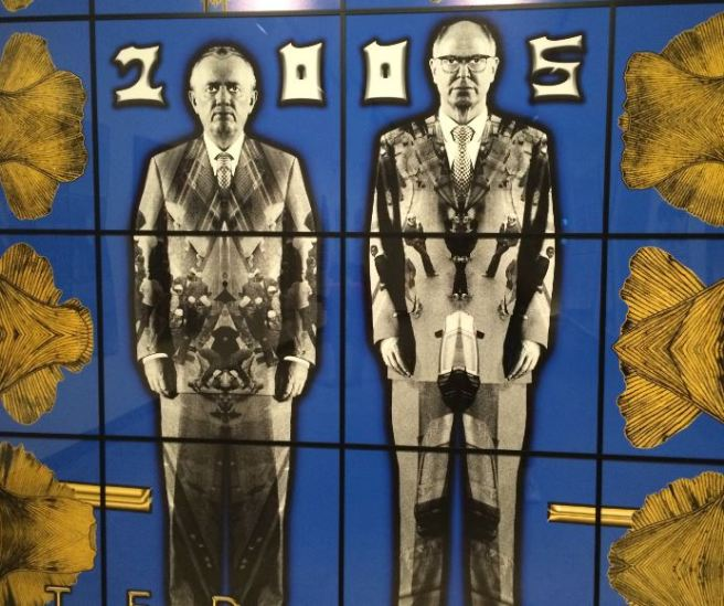 8 gilbert and george