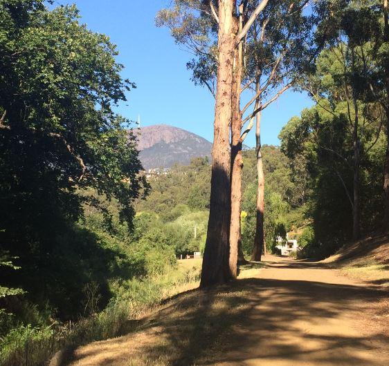 9 walk to mountain